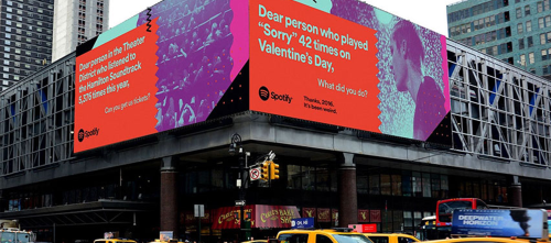 How Spotify uses data to tell a story