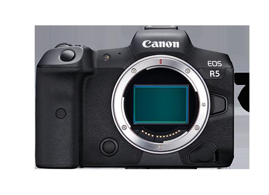 Canon EOS R5 - cover