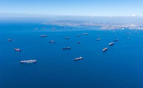 """""""Die USA sind ein schwarzes Loch für Container"""""""