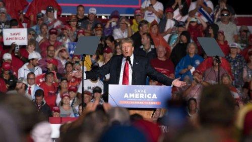 Donald Trump ist zurück – und mit ihm die Angst vor seinem politischen Comeback