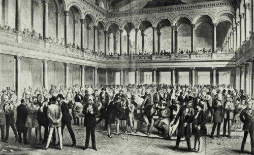 1873 - wie ein Börsencrash die Gründerzeit beendet