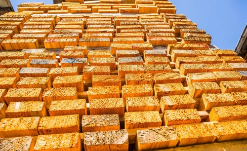 Was hinter dem Einbruch des US-Holzpreises steckt