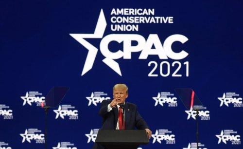 Trump cover image