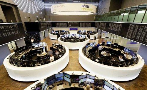 Die Börse tickt wie Grün gegen Schwarz