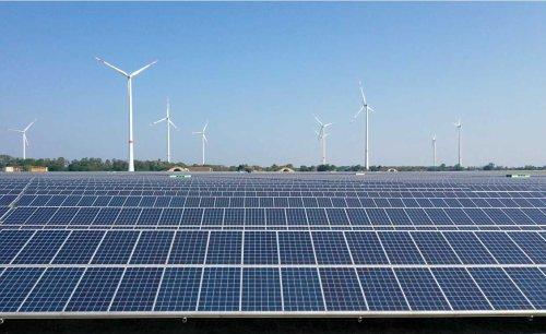 Erneuerbare-Energien-Fonds auf der Überholspur