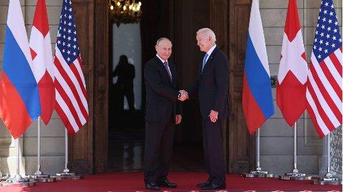 Biden, Putin und eine neue Ära der Cyber-Kriegsführung