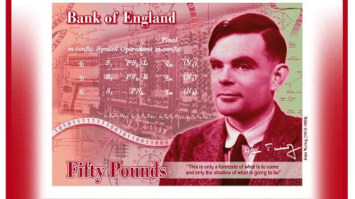 Alan Turing war der Vater des Computerzeitalters