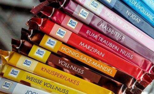 Alfred Ritter: Schokolade für die Belegschaft