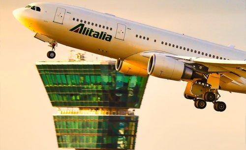Letzter Aufruf Alitalia: Eine Ära geht zu Ende