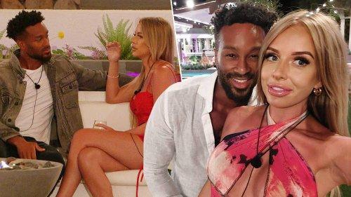 Love Island's Faye and Teddy reveal their secret villa conversation