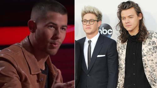 Nick Jonas praises Harry Styles & Niall Horan for 'good job' in music