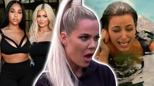 The biggest Kardashian Jenner feuds, scandals & dramatic moments