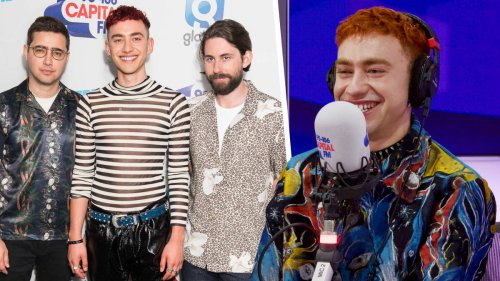 WATCH: Olly Alexander explains why Years & Years became a solo project