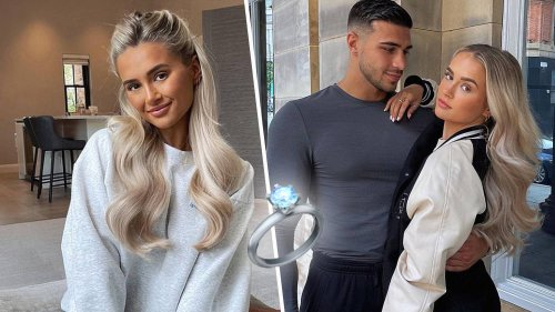 Molly-Mae drops biggest hint yet proposal from Tommy Fury is coming