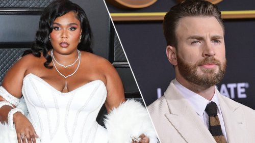 The Lizzo and Chris Evans update we all needed