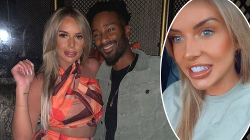 Faye Winter 'flustered' while shopping as fans recognise her