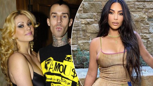 Travis Barker's ex claims 'affair with Kim Kardashian' ended marriage
