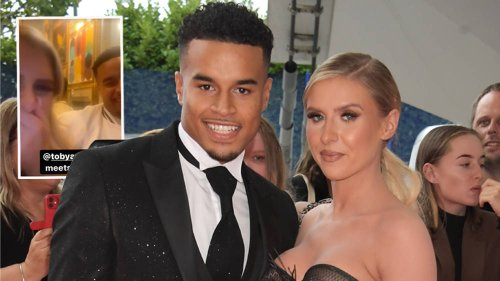 Love Island's Chloe finally introduces Toby to her dad over dinner