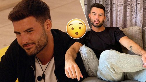 Love Island's Liam just got a huge face tattoo of one of his idols
