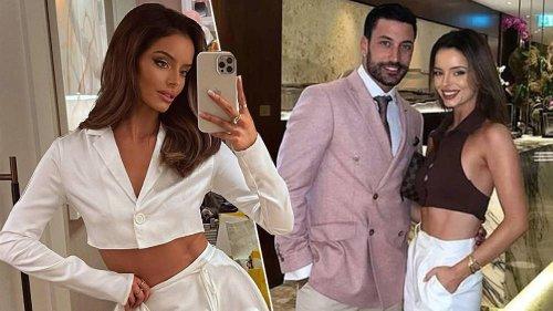 Maura Higgins sparks Giovanni Pernice reunion rumours