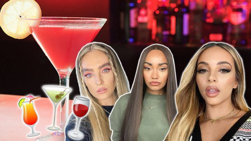 There's a real-life Little Mix cocktail bar owned by Jade Thirlwall
