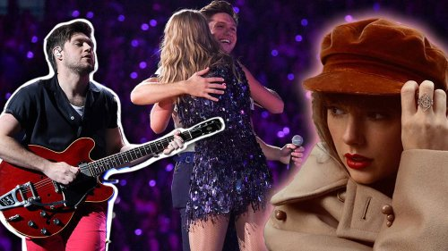 Here's why fans think Niall Horan is featuring on Taylor Swift's 'Red'
