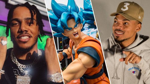 10 of the best Dragon Ball Z lyrics in Hip-Hop: from Dave to Frank Ocean