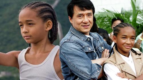 How old was Jaden Smith in Karate Kid?
