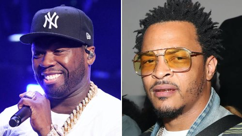 50 Cent has responded to T.I challenging him to a Verzuz battle