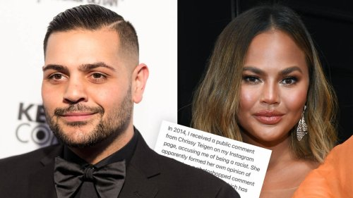 Michael Costello claims Chrissy Teigen's alleged bullying made him suicidal
