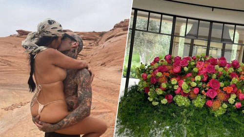 Travis Barker surprises Kourtney Kardashian with lavish gift for Mother's Day