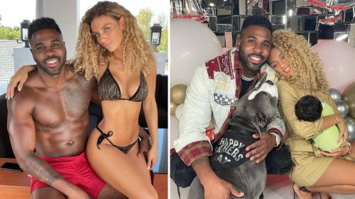 Jason Derulo has announced his breakup from Jena Frumes