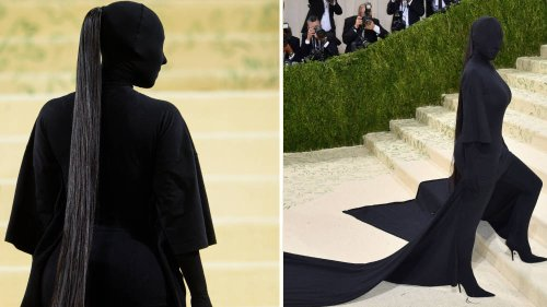 Kim Kardashian responds to Met Gala outfit criticism in new post