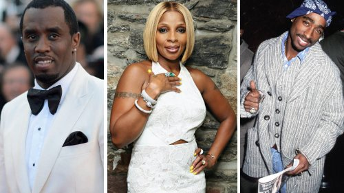 Mary J. Blige dating history: from Diddy to Tupac