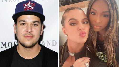 Rob Kardashian 'hooked up' with Khloe Kardashian's best friend Malika Huqq