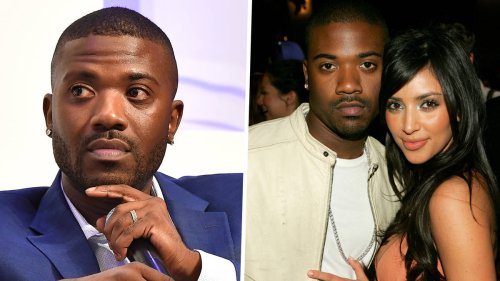 Ray J responds to Wack 100's claims on 'second sex tape' with Kim Kardashian