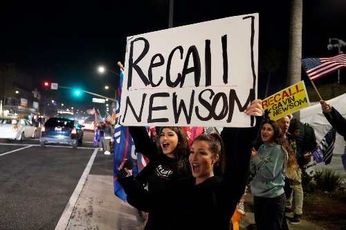 Why Recall Fever Is Sweeping California - California Political Review
