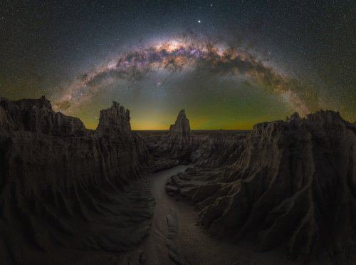 2021 Milky Way Photographer of the Year - Capture the Atlas