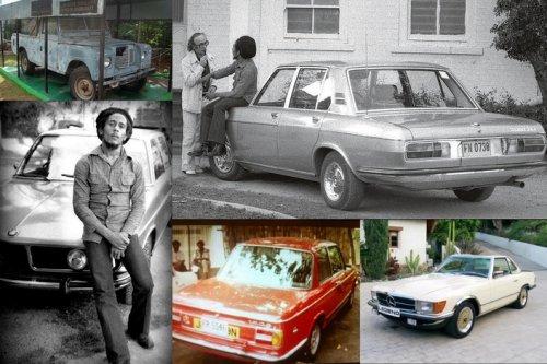Route de nuit - Pourquoi Bob Marley aimait les BMW