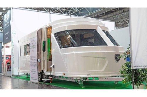 Derubis Series 7 (2022): Luxus-Caravan vom Yachtbauer aus Bosnien