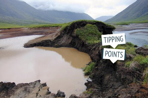Guest post: The irreversible emissions of a permafrost 'tipping point' | Carbon Brief