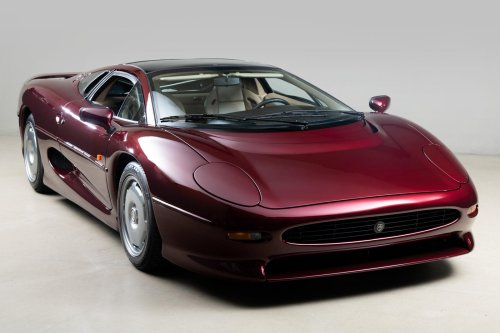 One Of Jaguar's Greatest Creations Is For Sale