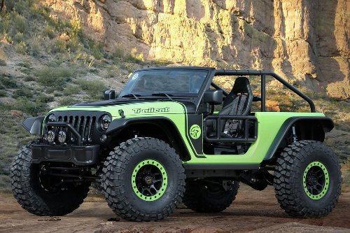9 Amazing Wranglers Built For The Easter Jeep Safari