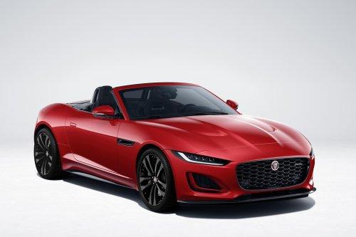 Introducing The New Jaguar F-Type R-Dynamic Black