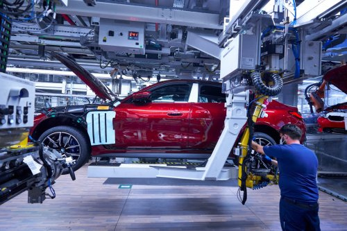 BMW Has Made A Massive Decision About Its Munich Plant