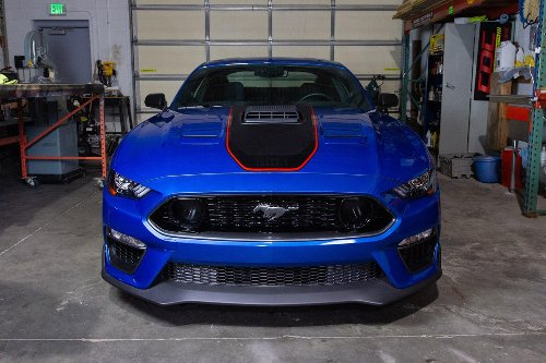 Ford Mustang Mach 1 Owners Can Now Get A Shaker Hood