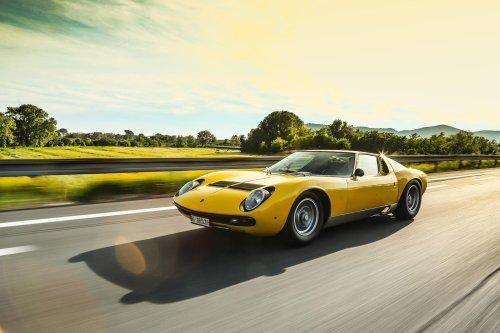 Lamborghini's Sexiest Supercar Just Turned 50