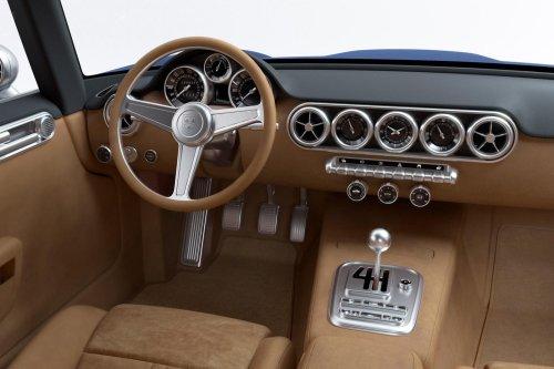 The Interior Of This Modern Ferrari 250 GT SWB Will Make Singer Jealous