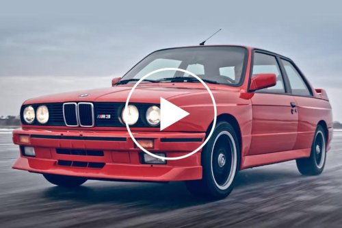 BMW Wants You To Know About This Super Rare M3