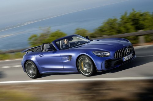 Mercedes-AMG Wants To Build A Tesla Roadster Rival